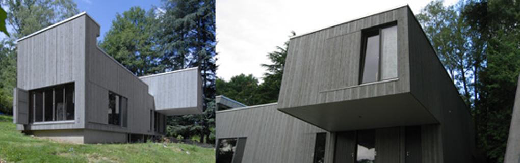 Tragkonstruktion Brettsperrholz